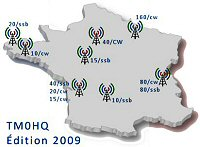 Stations IARU actives ce week-end