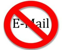 Arrêt des e-mails